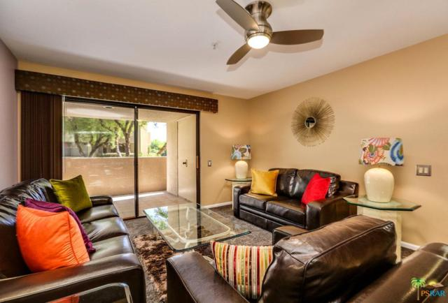 605 E Amado Road #619, Palm Springs, CA 92262 (#18387602PS) :: Golden Palm Properties