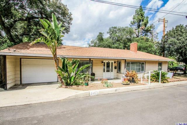 8407 Cora Street, Sunland, CA 91040 (#318003803) :: Lydia Gable Realty Group