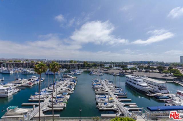 4267 Marina City Drive #308, Marina Del Rey, CA 90292 (#18386298) :: The Fineman Suarez Team