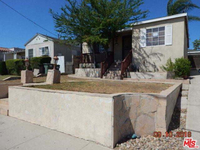 4583 W 136TH Street, Hawthorne, CA 90250 (#18387836) :: Fred Howard Real Estate Team
