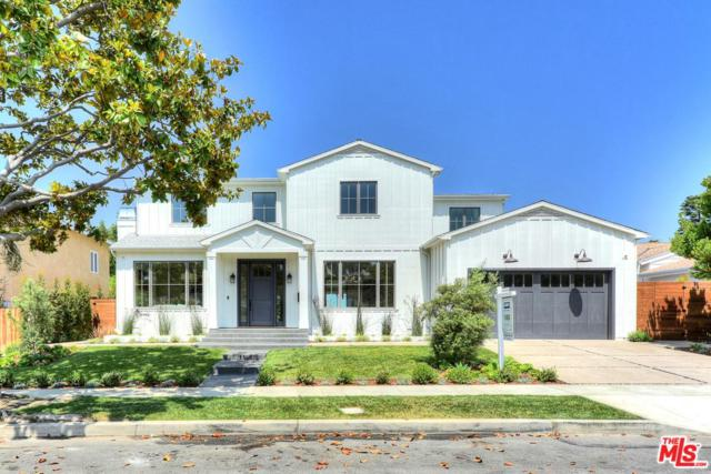 1367 Beckwith Avenue, Los Angeles (City), CA 90049 (#18367552) :: The Fineman Suarez Team