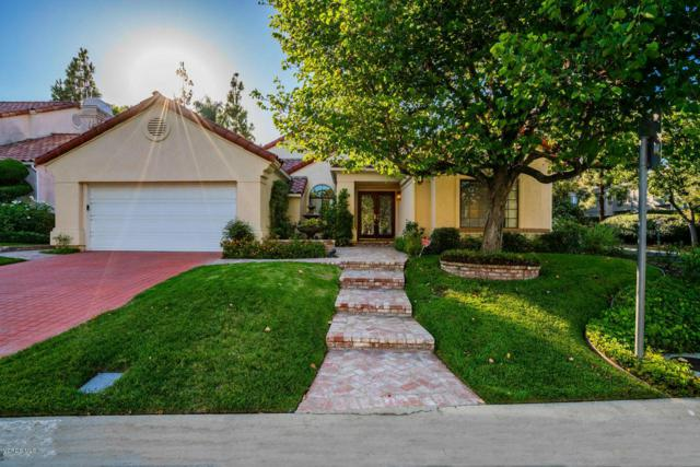 779 Cedar Point Place, Westlake Village, CA 91362 (#218011877) :: Lydia Gable Realty Group