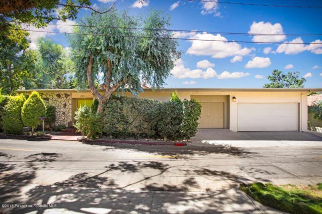 353 Alta Vista Avenue, South Pasadena, CA 91030 (#818004646) :: TruLine Realty