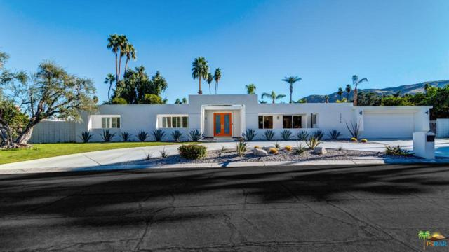 2358 S Alhambra Drive, Palm Springs, CA 92264 (#18387444PS) :: TruLine Realty