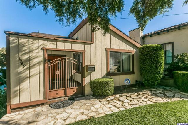 1969 E Glenoaks Boulevard, Glendale, CA 91206 (#318003683) :: Desti & Michele of RE/MAX Gold Coast