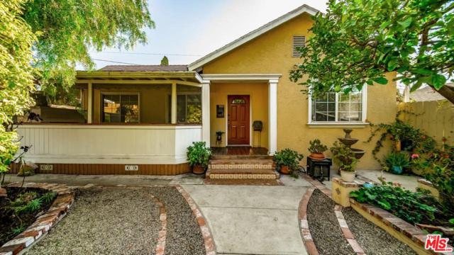 5021 Berryman Avenue, Culver City, CA 90230 (#18388260) :: TruLine Realty