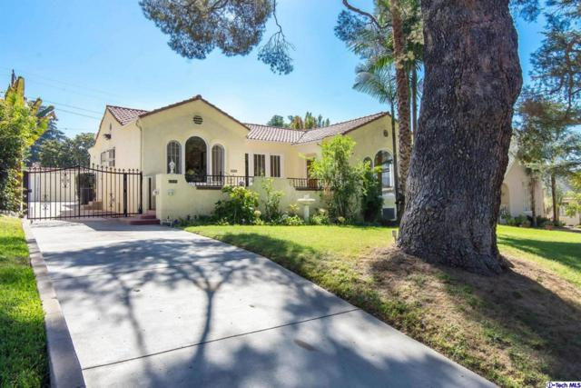 1632 Ben Lomond Drive, Glendale, CA 91202 (#318003847) :: Paris and Connor MacIvor