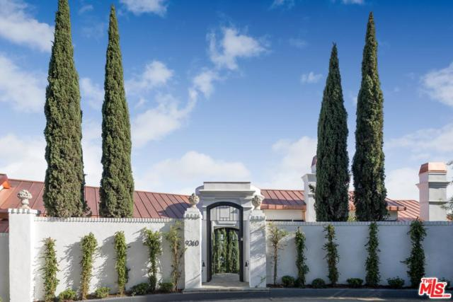 9360 Readcrest Drive, Beverly Hills, CA 90210 (#18388064) :: TruLine Realty