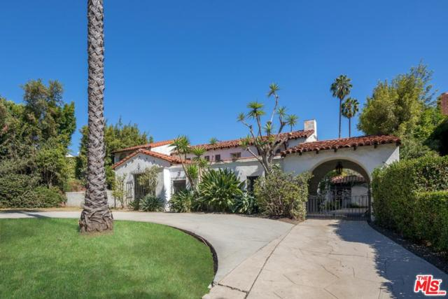 520 N Camden Drive, Beverly Hills, CA 90210 (#18387828) :: TruLine Realty