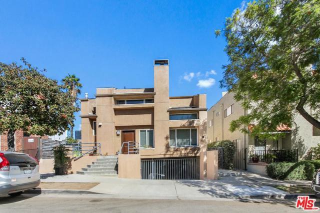 1822 Pandora Avenue #1, Los Angeles (City), CA 90025 (#18388710) :: TruLine Realty