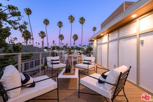 956 5TH Street A, Santa Monica, CA 90403 (#18388554) :: TruLine Realty