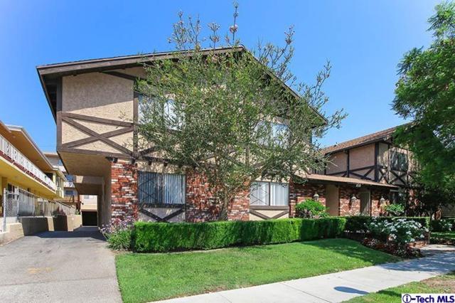 616 N Isabel Street N #4, Glendale, CA 91206 (#318003862) :: TruLine Realty