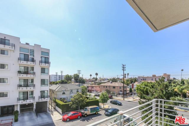 1055 S Serrano Avenue #401, Los Angeles (City), CA 90006 (#18388784) :: Fred Howard Real Estate Team