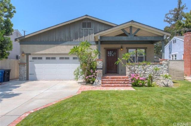 821 N Frederic Street, Burbank, CA 91505 (#SR18230505) :: Fred Howard Real Estate Team
