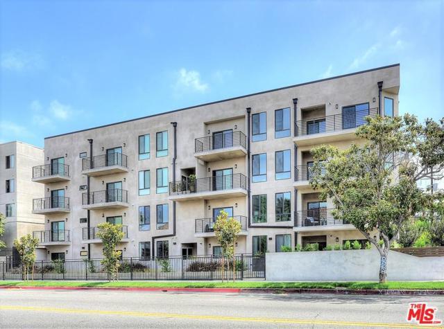 3715 San Marino #301, Los Angeles (City), CA 90019 (#18377808) :: Fred Howard Real Estate Team