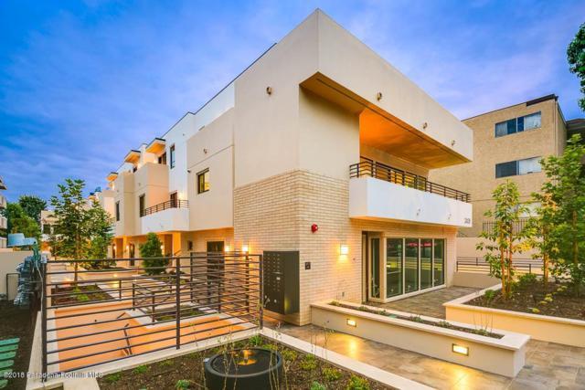 2428 E Del Mar Boulevard #101, Pasadena, CA 91107 (#818004677) :: Fred Howard Real Estate Team