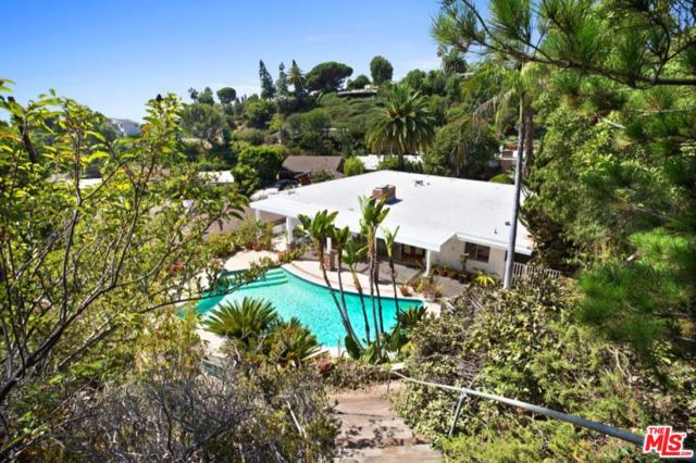 860 Jacon Way, Pacific Palisades, CA 90272 (#18387676) :: TruLine Realty