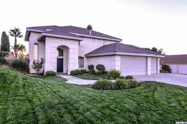 42021 62ND Street W, Lancaster, CA 93536 (#318003819) :: TruLine Realty
