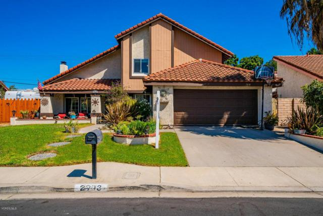 2943 Shirley Drive, Newbury Park, CA 91320 (#218012010) :: Lydia Gable Realty Group
