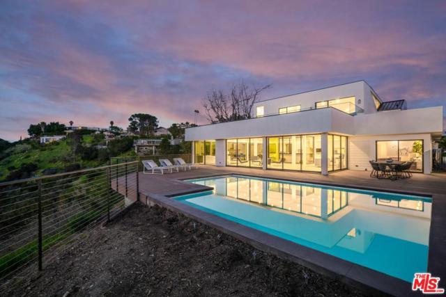 9653 Highridge Drive, Beverly Hills, CA 90210 (#18389090) :: The Fineman Suarez Team