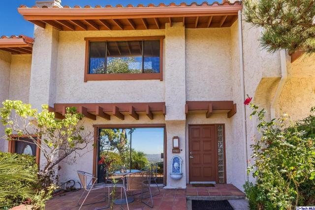 1741 Camino De Villas, Burbank, CA 91501 (#318003798) :: Golden Palm Properties
