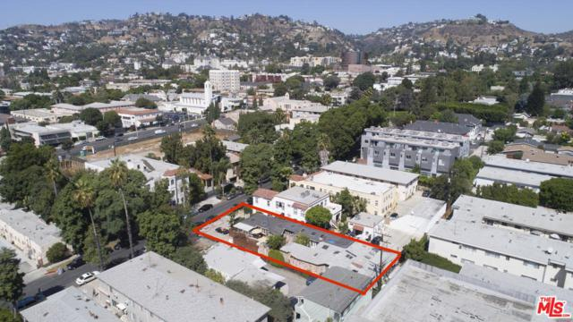1200 N Orange Grove Avenue, West Hollywood, CA 90046 (#18388888) :: The Fineman Suarez Team