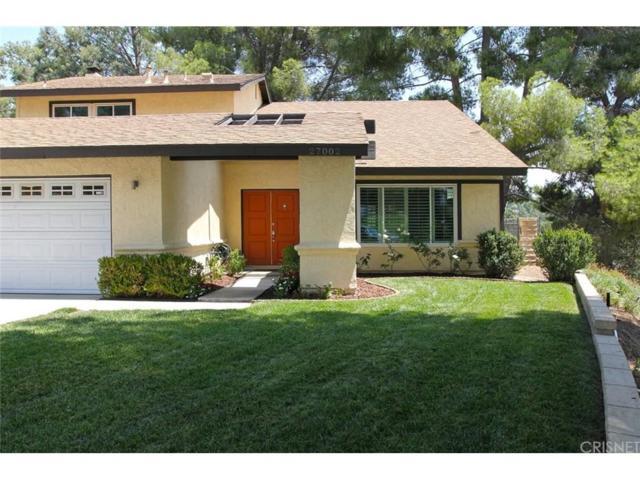 27002 Alabastro Drive, Valencia, CA 91354 (#SR18231438) :: Paris and Connor MacIvor