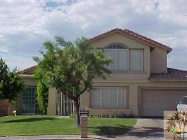 9565 El Rio Lane, Desert Hot Springs, CA 92240 (#18389416PS) :: Fred Howard Real Estate Team
