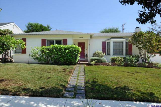 1428 Idlewood Road, Glendale, CA 91202 (#318003782) :: Paris and Connor MacIvor