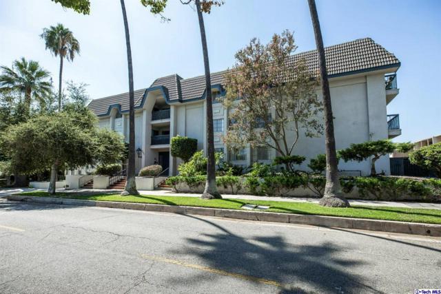 497 S El Molino Avenue #107, Pasadena, CA 91101 (#318003886) :: Paris and Connor MacIvor