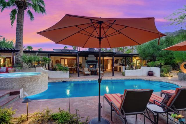 440 W Chino Canyon Road, Palm Springs, CA 92262 (#18390798PS) :: The Fineman Suarez Team