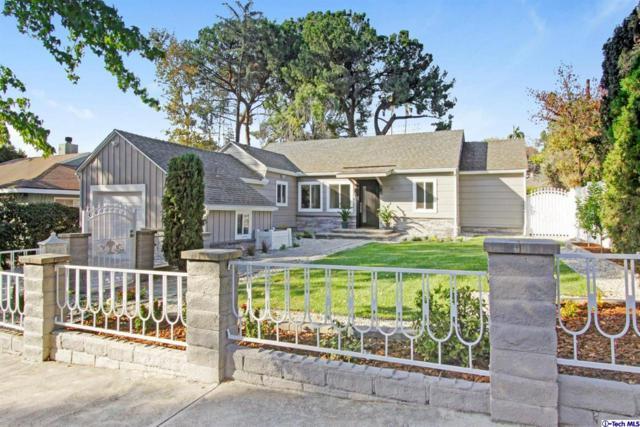 911 La Loma Road, Los Angeles (City), CA 90041 (#318003964) :: Paris and Connor MacIvor
