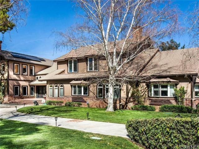 26738 Macmillan Ranch Road, Canyon Country, CA 91387 (#SR18236688) :: Paris and Connor MacIvor