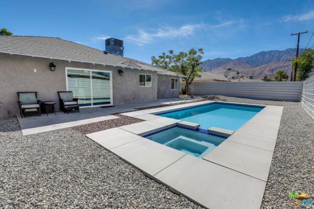 3784 E Calle San Raphael, Palm Springs, CA 92264 (#18391536PS) :: Paris and Connor MacIvor