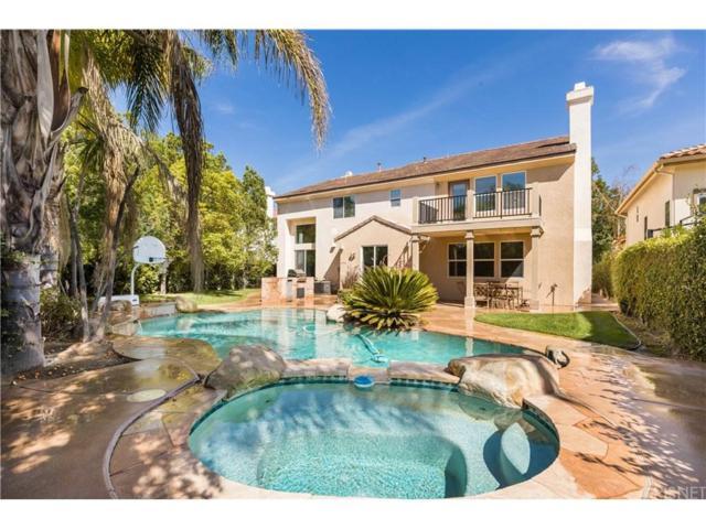 26816 Kendall Lane, Stevenson Ranch, CA 91381 (#SR18239052) :: Paris and Connor MacIvor