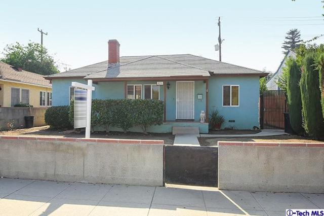 525 N Buena Vista Street, Burbank, CA 91505 (#318004041) :: Paris and Connor MacIvor