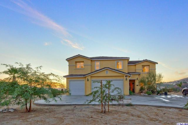 18706 Goodvale Road, Canyon Country, CA 91351 (#318004006) :: Fred Howard Real Estate Team
