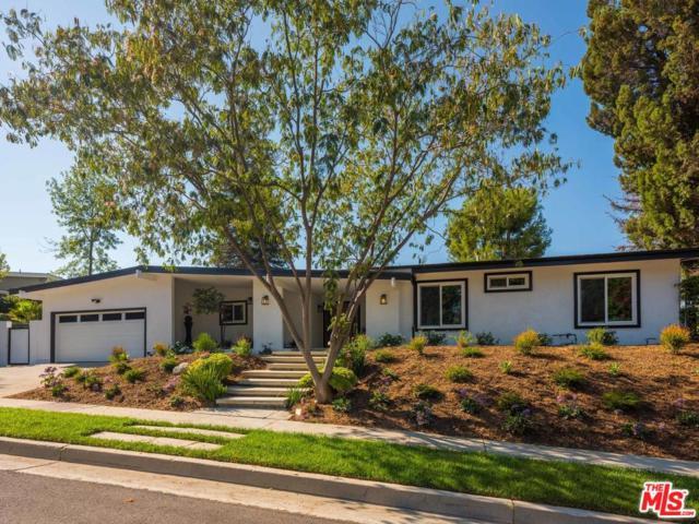 4411 Jubilo Drive, Tarzana, CA 91356 (#18393846) :: The Rodgers Group