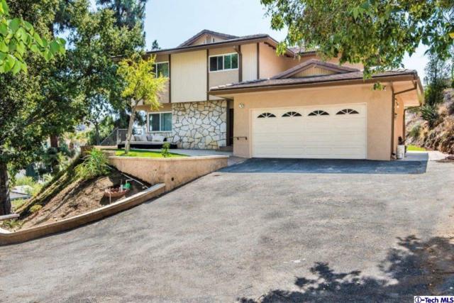 2123 Eastedge Drive, Glendale, CA 91206 (#318004052) :: The Fineman Suarez Team