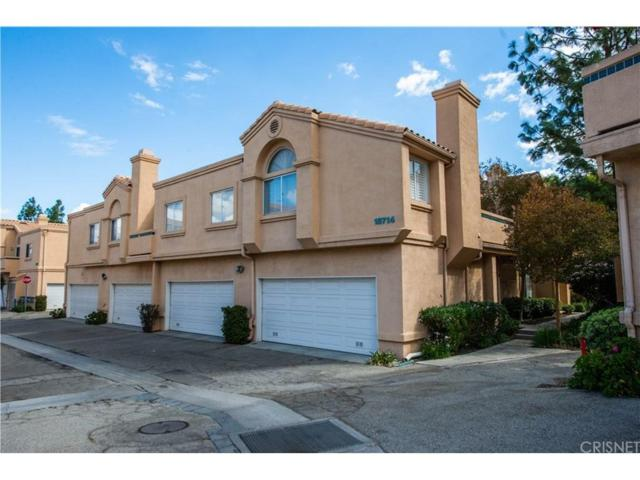 18714 Vista Del Canon F, Newhall, CA 91321 (#SR18244773) :: Carie Heber Realty Group