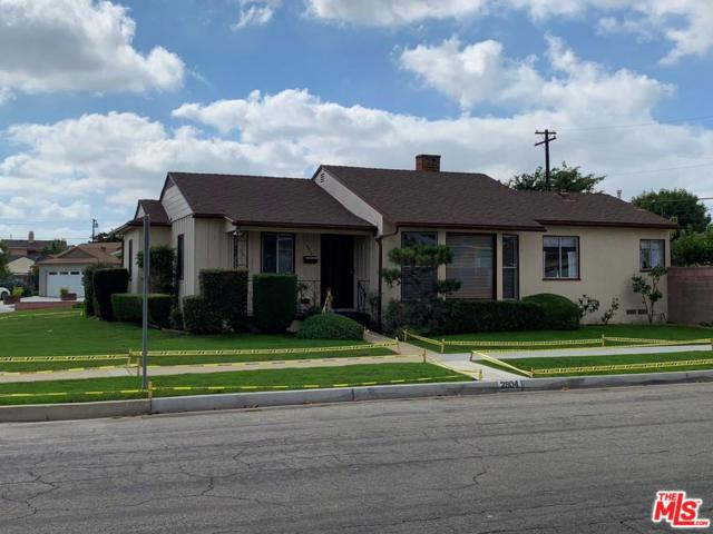 2804 W 166TH Street, Torrance, CA 90504 (#18394754) :: Fred Howard Real Estate Team