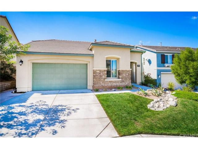 26893 Cherry Willow Drive, Canyon Country, CA 91387 (#SR18245086) :: Carie Heber Realty Group