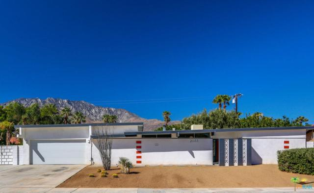 2033 N San Antonio Road, Palm Springs, CA 92262 (#18394142PS) :: TruLine Realty