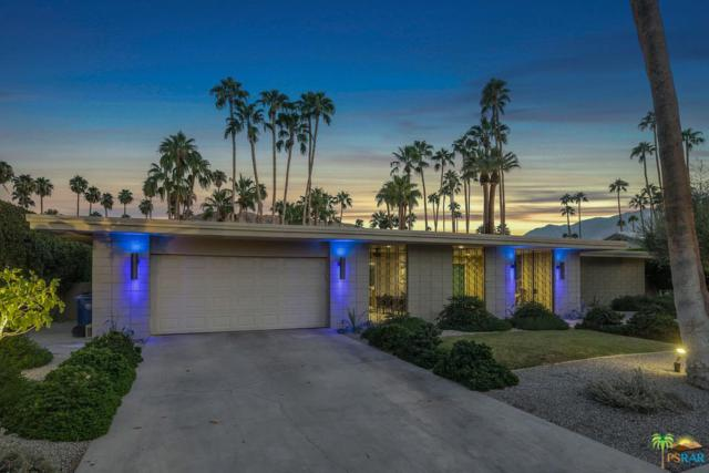 1541 E Madrona Drive, Palm Springs, CA 92264 (#18393164PS) :: TruLine Realty