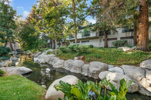5736 Skyview Way F, Agoura Hills, CA 91301 (#218012731) :: Golden Palm Properties