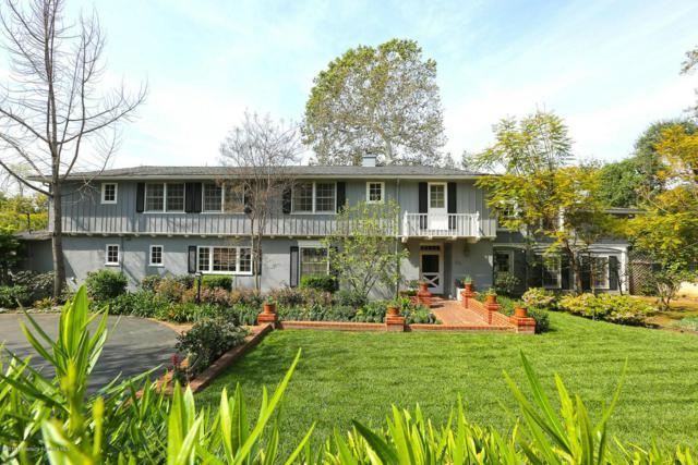 271 California Terrace, Pasadena, CA 91105 (#818004977) :: Golden Palm Properties