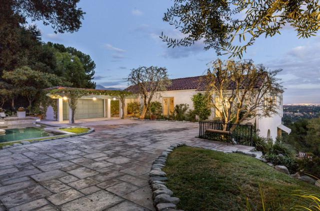 1395 Inverness Drive, Pasadena, CA 91103 (#818004984) :: Golden Palm Properties
