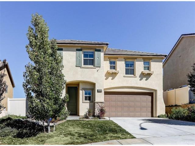 26948 Cherry Willow Drive, Canyon Country, CA 91387 (#SR18246328) :: Carie Heber Realty Group