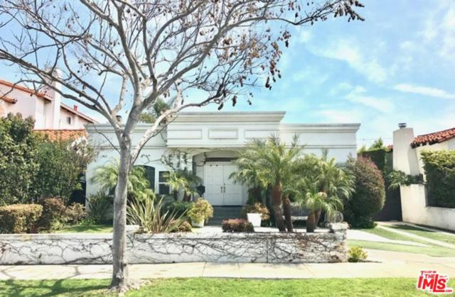 304 S Swall Drive, Beverly Hills, CA 90211 (#18395000) :: PLG Estates