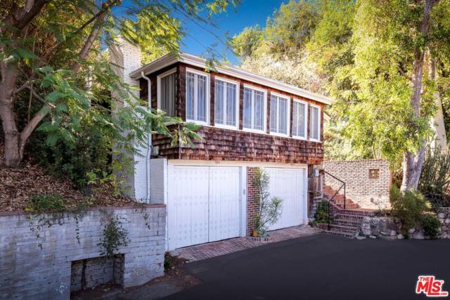 11588 Laurelcrest Drive, Studio City, CA 91604 (#18394942) :: Golden Palm Properties